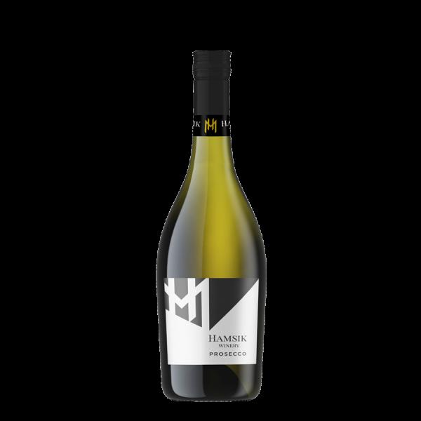 Bottle of Hamsik Winery Prosecco D.O.C. FRIZZANTE 0,75l