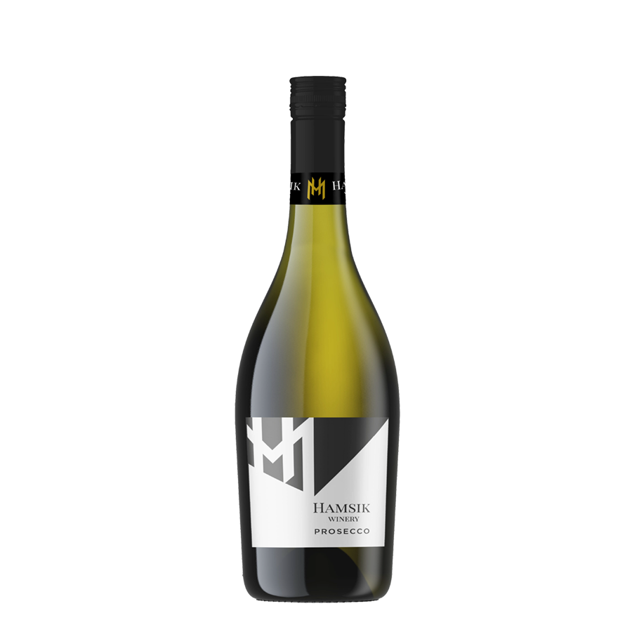 Bottle of Hamsik Winery Prosecco D.O.C. FRIZZANTE 0,75l