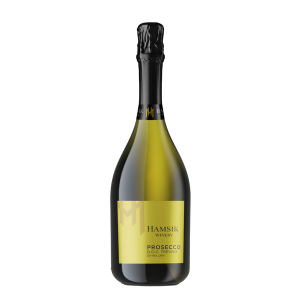 Bottle of  Hamsik Winery Prosecco D.O.C. treviso spumante 0,75l