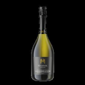 Bottle of  Hamsik Winery Prosecco D.O.C.G. VALDOBBIADENE 0,75l