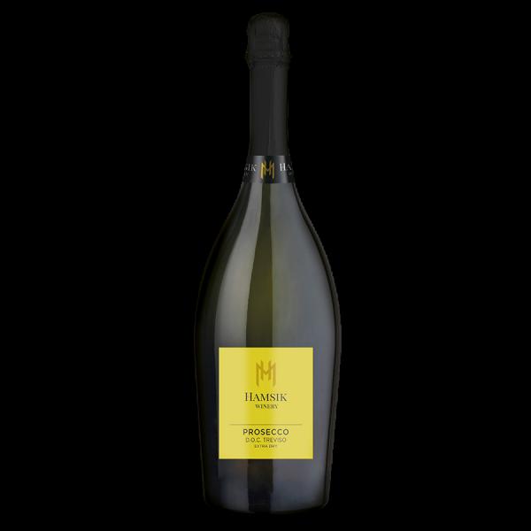 Bottle  Hamsik winery D.O.C. treviso 1,5l MAGNUM
