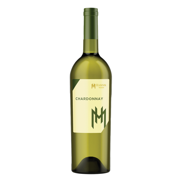 fľaša 0,75l talianskeho vína chardonnay hamsik winery eshop eshop